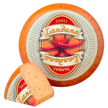 Landana Gouda Chili Cheese 50%