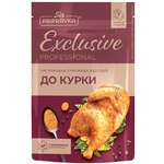 Приправа Pripravka Exclusive Professional для курицы натуральная без соли 50г - купить, цены на Восторг - фото 1