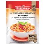 Натуральная Приправа Pripravka для моркови по-корейски (острая) 25г
