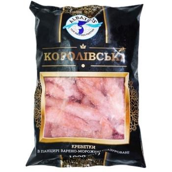 Albatros Royal Shrimps 41/50 1kg - buy, prices for EKO Market - photo 1