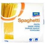Макаронные изделия Aro cпагетти 5кг