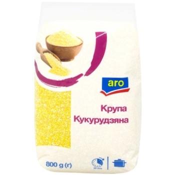Крупа кукурудзяна Aro 800г - купити, ціни на Метро - фото 1