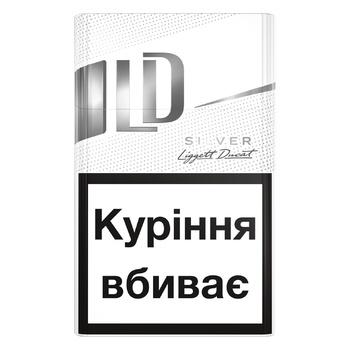 Цигарки LD Silver - купити, ціни на CітіМаркет - фото 1