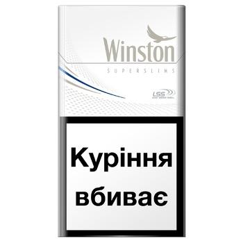 Сигареты winston silver купить электронная сигарета где купить в волгограде