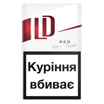 LD Red Cigarettes - buy, prices for Auchan - photo 1