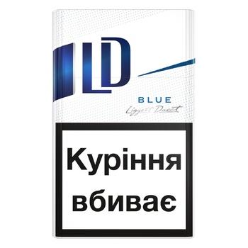 LD Blue Cigarette - buy, prices for CityMarket - photo 1