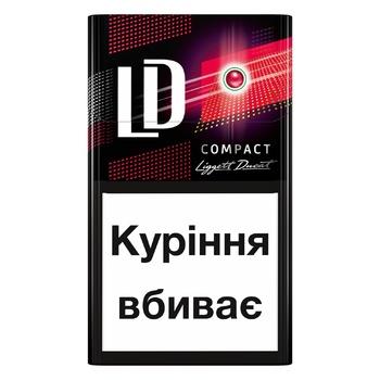 Цигарки LD Autograph Compact Red Rhythm - купити, ціни на CітіМаркет - фото 1