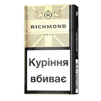 сигареты ричмонд купить с доставкой