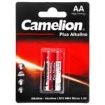Camelion Plus Alkaline Batteries AAA 2pcs