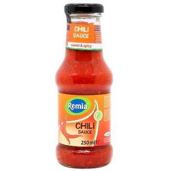 Соус Remia чілі 250мл - купити, ціни на CітіМаркет - фото 1