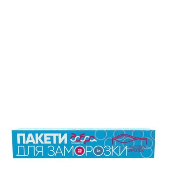 Dobra Gospodarochka Packages for Freezing 1l 20pcs - buy, prices for CityMarket - photo 1