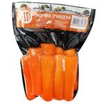 Морква Зеленая Гильдия очищеная 500г