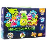 Гра настільна Vladi Toys Монстроманія
