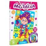 Vladi Toys Soft Mosaic Set for Creativity in Assortment