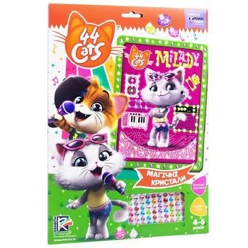 44 Cats Magic Crystals Set for Creativity in Assortment - buy, prices for EKO Market - photo 2
