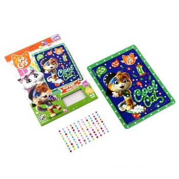 44 Cats Magic Crystals Set for Creativity in Assortment - buy, prices for EKO Market - photo 4