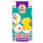 Vladi Toys Colored Frogs Game