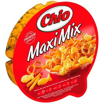 Печенье Chio Maxi Mix 125г - купить, цены на Таврия В - фото 1