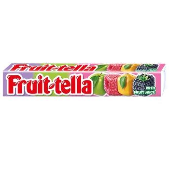 Конфеты жевательные Fruittella Фруктовый сад 41г