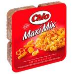 Набор соленого печенья Chio Maxi Mix 250г - купить, цены на МегаМаркет - фото 1