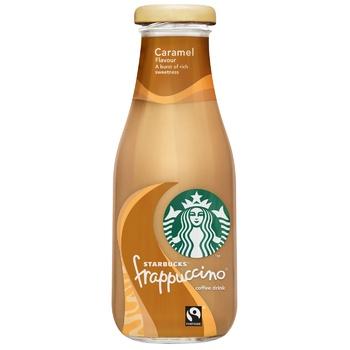 Starbucks Frappuccino Caramel Coffee Drink 250ml - buy, prices for CityMarket - photo 1