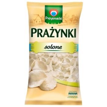 Снеки Przysnacki картофельные соленые 120г