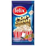 Felix salt popcorn 90g