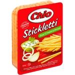 Соломка Chio Stickletti зі смаком сметани та цибулі 80г - купити, ціни на CітіМаркет - фото 1