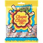 Мармелад жувальний Chupa Chups Sour Tubes Mini з фруктовим смаком 150г