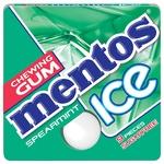 Mentos spearmint chewing gum 12,9g