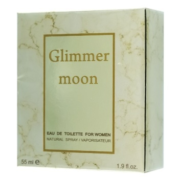 Туалетная вода Аромат Glimmer moon для женщин 55мл