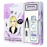 Подарунковий набір L'Oréal Paris Bambi Eye Туш для вій + Міцелярна вода 200мл