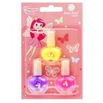 Набор лаков для ногтей Ruby Rose Princess Dream №1 3шт