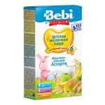 Каша Bebi Premium фруктово-злаковое ассорти 250г