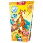 Chudo-Chado pear-apple puree without sugar for children from 4 months 130g