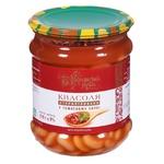 Фасоль Українська Зірка в томатном соусе 500г
