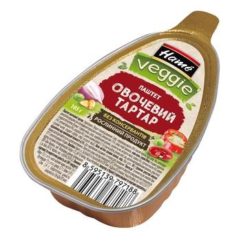 Hame Tartar Vegetable Pate 105g - buy, prices for CityMarket - photo 1