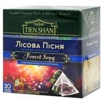 Чай Тянь-Шань Лесная песня черный с ягодами и цветами 20шт х 2г