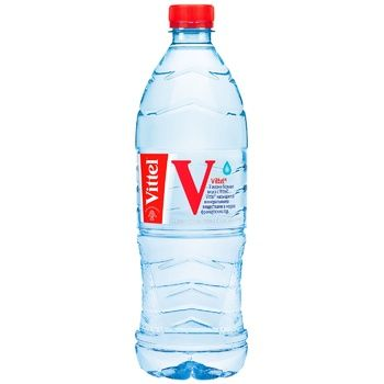 Vittel non-carbonated mineral water 1l - buy, prices for CityMarket - photo 2