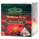 Tien-Shan Red Ruta Black and Green Tea 20pcs x 2g