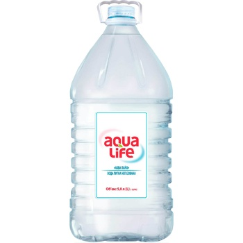 Вода питьевая Aqua Life негазированная 5л