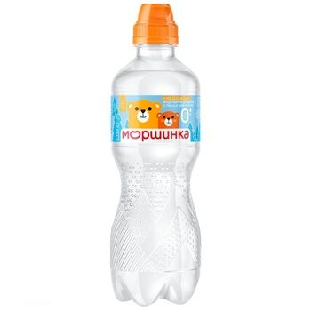 Morshynka Sport Baby Non-Carbonated Water 330ml