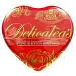 Чай чорний Sun Gardens DelicaTeas серце 80шт 160г