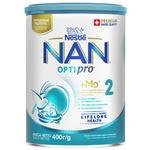 Суміш дитяча молочна суха Nestle  Nan 2 Optirpo з олігосахаридом 2'FL від 6 місяців 400г