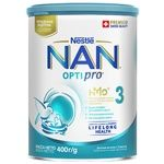 Dry baby milk Nestle Nan 3 for 10+ months babies 400g can Switserland