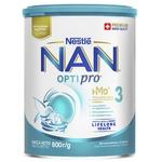 Сухая молочная смесь Nestle Nan 3 Optipro с олигосахаридом 2'FL от 12 месяцев 800г