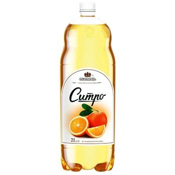 Напиток безалкогольный Оболонь Ситро сильногазированный 2л