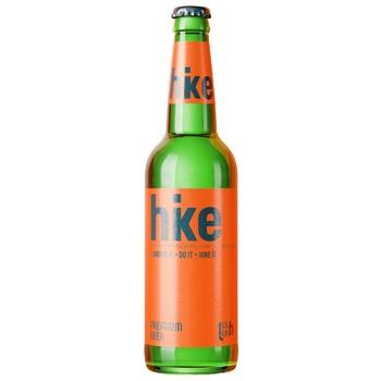 Hike Premium light beer 4,8% 0,5l - buy, prices for CityMarket - photo 1