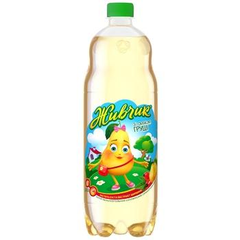 Напиток газированный Оболонь Живчик Груша 1л