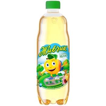 Напиток газированный Живчик Яблоко сокосодержащий 0,5л
